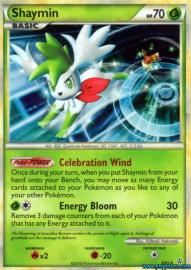 Shaymin (Sky Forme) (HGSS Unleashed: 8/95)