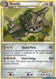 Steelix (HGSS Unleashed: 24/95)