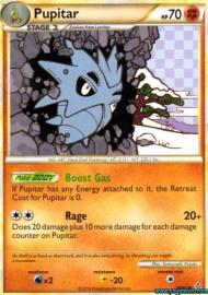 Pupitar (HGSS Unleashed: 38/95)