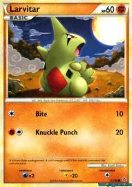 Larvitar (HGSS Unleashed: 51/95)