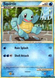 Squirtle (HGSS Unleashed: 63/95)