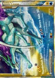 Raikou & Suicune LEGEND (bottom) (HGSS Unleashed: 93/95)