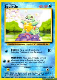 Squirtle (Base Set: 63/102)