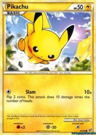 Pikachu (Battle Starter Decks (Raichu Starter Deck): 1/11)