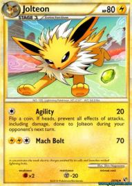 Jolteon (HGSS Undaunted: 28/90)