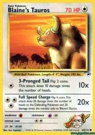 Blaine's Rhyhorn (Gym Challenge: 65/132)