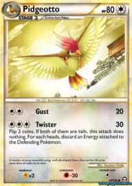 Pidgeotto (HGSS Triumphant: 47/102)