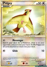 Pidgey (HGSS Triumphant: 71/102)