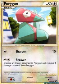 Porygon (HGSS Triumphant: 73/102)