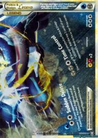 Palkia & Dialga LEGEND (bottom) (HGSS Triumphant: 102/102)