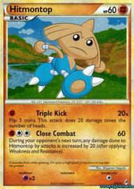 Hitmontop (Call of Legends: 8/95)