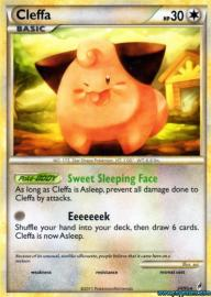 Cleffa (Call of Legends: 24/95)