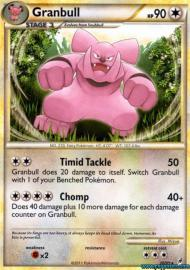 Granbull (Call of Legends: 26/95)