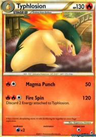Typhlosion (Call of Legends: 35/95)