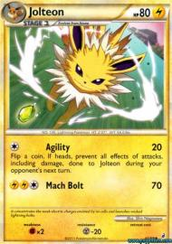 Jolteon (Call of Legends: 45/95)