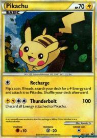 Pikachu (HGSS Promos: HGSS03)