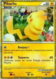 Pikachu (French) (Pikachu World: 7/9)