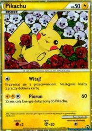 Pikachu (Polish) (Pikachu World: 8/9)