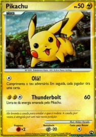 Pikachu (Portuguese) (Pikachu World: 9/9)