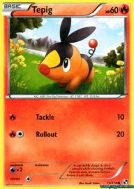 Tepig (Black & White: 15/114)