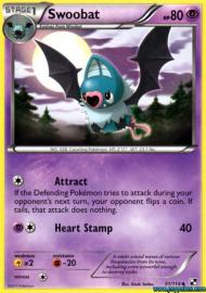 Woobat (Emerging Powers: 36/98)