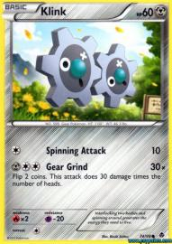 Klink (Emerging Powers: 74/98)