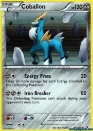Kyurem EX (Full Art) (Next Destinies: 96/99)