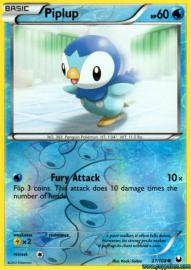 Piplup (Dark Explorers: 27/108)