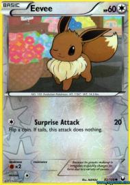 Eevee (Dark Explorers: 83/108)