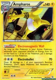 Ampharos (Dragons Exalted: 40/124)