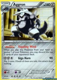 Aggron (Dragons Exalted: 80/124)