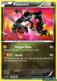 Rayquaza (Dragons Exalted: 128/124)