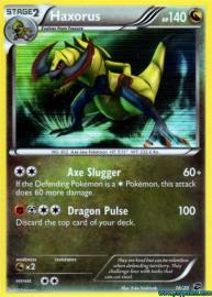 Haxorus (Dragon Vault: 16/20)
