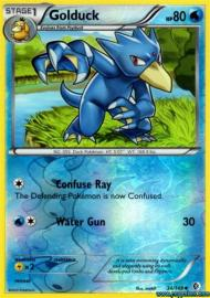 Golduck (Boundaries Crossed: 34/149)