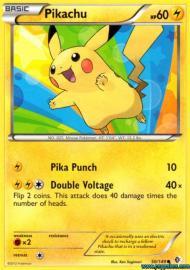 Pikachu (Boundaries Crossed: 50/149)