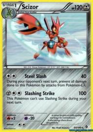 Scizor (Boundaries Crossed: 94/149)