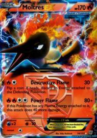 Moltres EX (Plasma Storm: 14/135)
