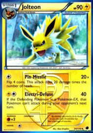 Jolteon (Plasma Freeze: 34/116)
