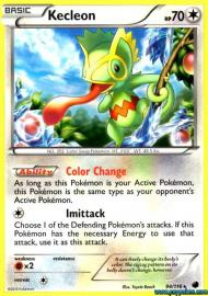 Kecleon (Plasma Freeze: 94/116)