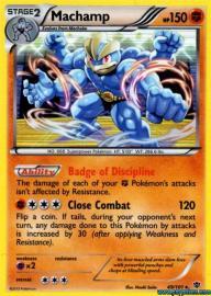 Machamp (Plasma Blast: 49/101)
