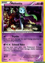 Meloetta (Legendary Treasures: 78/113)