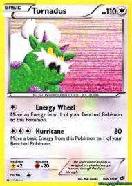 Tornadus (Legendary Treasures: 108/113)