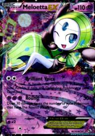 Meloetta EX (Legendary Treasures: RC11/RC25)