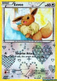 Eevee (Legendary Treasures: RC14/RC25)