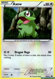 Axew (BW Promos: BW10)