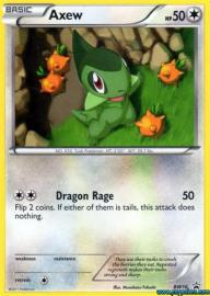 Axew (BW Promos: BW16)