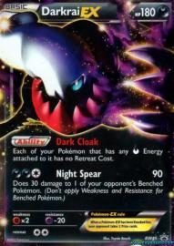 Darkrai EX (BW Promos: BW46)