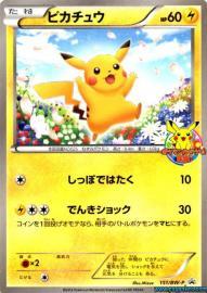 Pikachu (BW Promos: BW77)