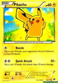 Pikachu (XY: 42/146)