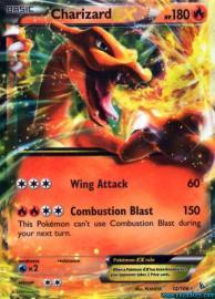 Charizard EX (Flashfire: 12/106)